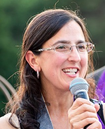 Rev. Melissa Carvill Ziemer, Director of Collegial Practices